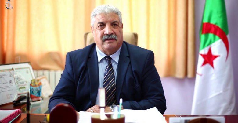 بوزيد الطيب وزيرا للتعليم العالي والبحث العلمي في حكومة بدوي